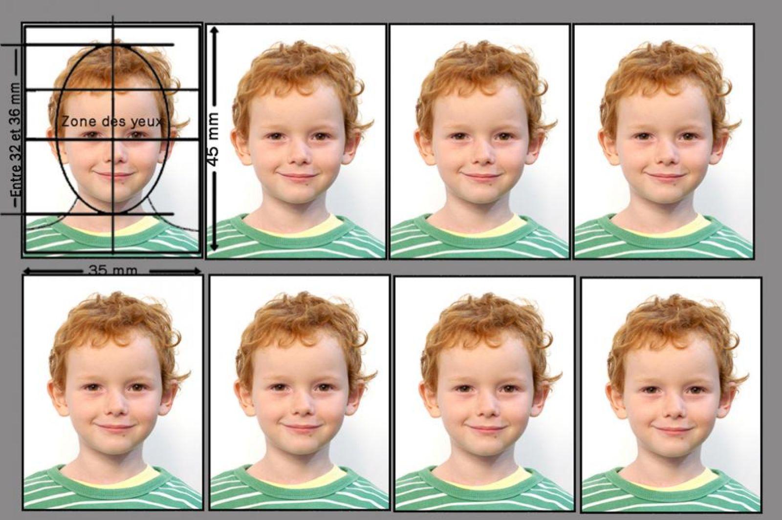 impression de photos d u0026 39 identit u00e9  u00e0 pessac